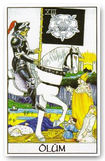 Günün Tarot Kartı: Ölüm (Death)